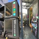 【施工事例】コンテナハウスのショッピングモール HIROO BOX PARK