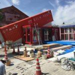 【施工事例】コンテナハウスはこんなことまでできる!佐賀県有田駅前の観光案内施設キルンアリタ