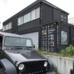 【施工事例】コンテナ7台を使用した千葉県のモンスターコンテナハウス