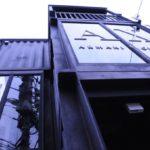 【施工事例】アルマーニエクスチェンジのコンセプトストアの期間限定店