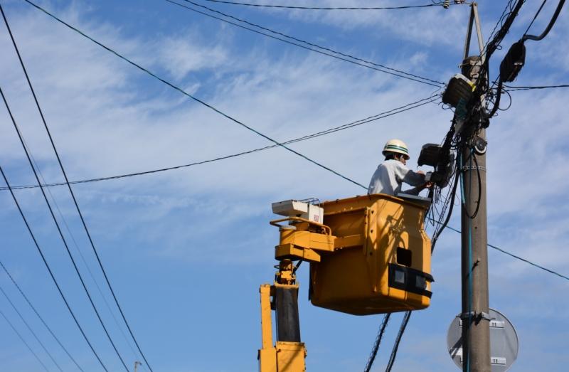 敷地内、敷地前の電線に注意。コンテナが搬入できない場合があるので事前確認がおすすめ