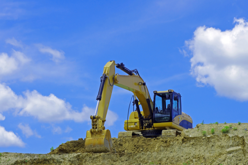 掘削工事(土工事)とは?流れや手順、工法の種類を紹介