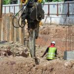 山留め工事とは?周辺の地盤や建物を守るための工事