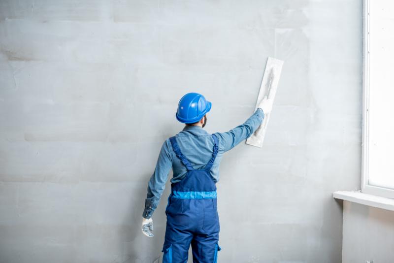 左官工事とは?壁の塗装工程や施工手順など紹介