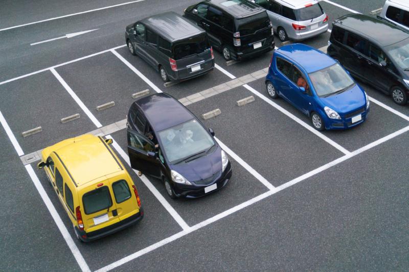 駐車場にコンテナハウスを建てて固定資産税が最大6分の1に減額!