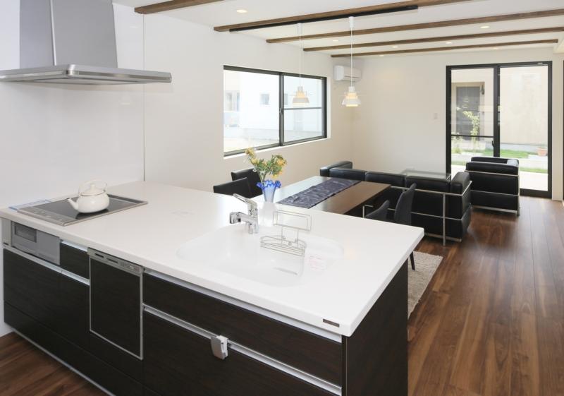 キッチン コンテナハウス