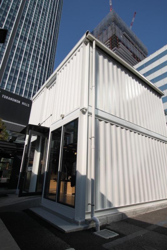 【施工事例】トレーニングジムと併設された直営店舗
