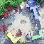 河口湖のコンテナ型グランピング施設「IRON NEST(アイアンネスト)」がオープンしました。